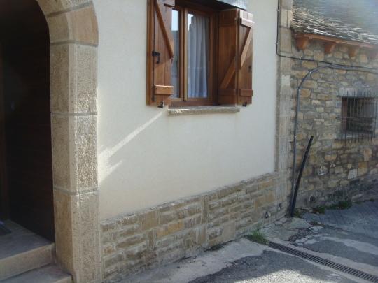 Loseta vierteaguas y albardillas for Losetas para fachadas
