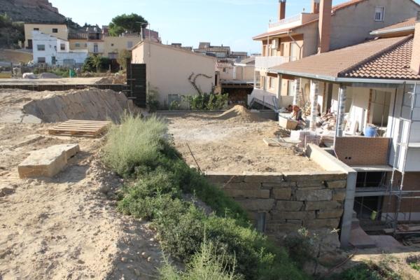 Loseta muros de piedra natural - Muros de contencion de piedra ...