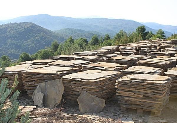 Loseta tipos de piedra - Tipos de muros de piedra ...